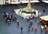 Pantheon Piazza