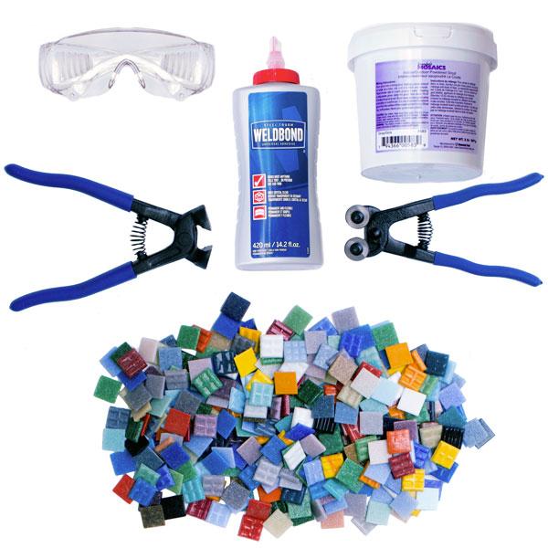 mosaic starter kit 7 item kit