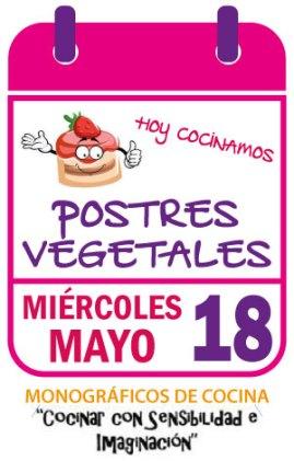 Taller de Postres Vegetales
