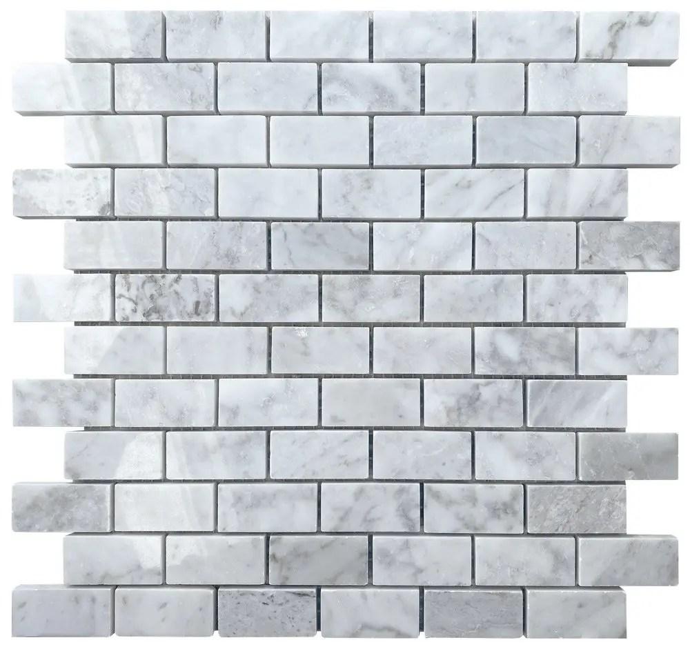 pantheon grey mosaic brick