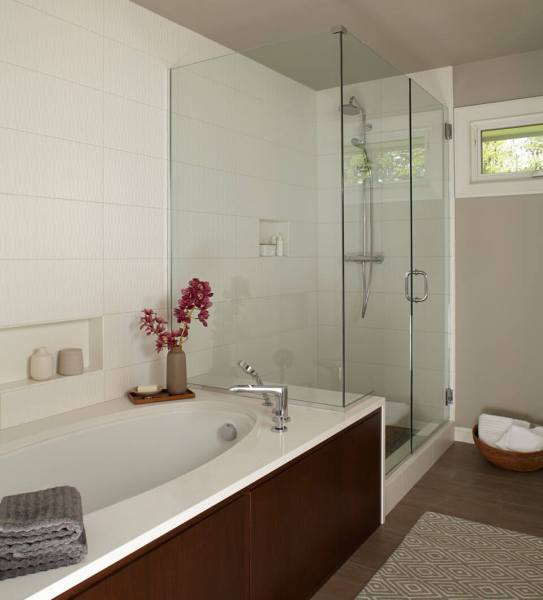 22 Simple Tips To Make A Small Bathroom Look Bigger   Mosaik Design making small bathroom look bigger portland
