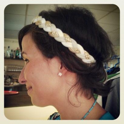 mon nouveau headband by flimbouille