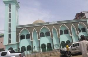 mosquée senegalaise