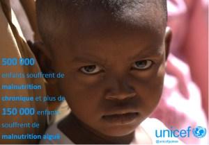 chiffres sur la malnutrition