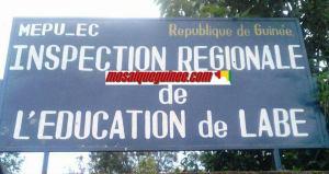 Inspection régionale de l'Education de Labé