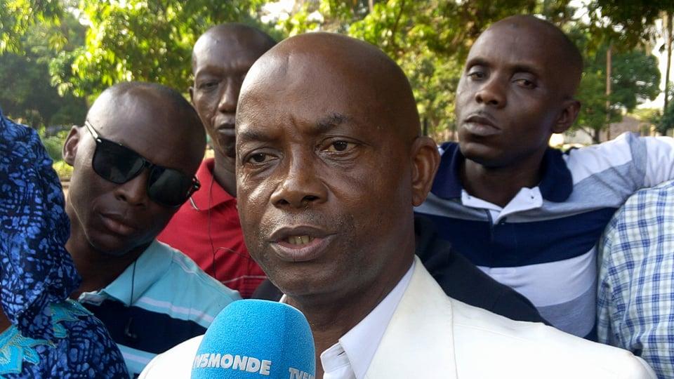 L'éducation paralysée par la grève de Soumah — Guinée
