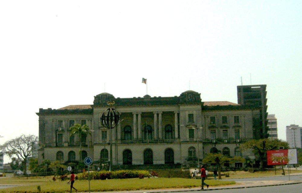 Conselho Municipal de Maputo (1/2)