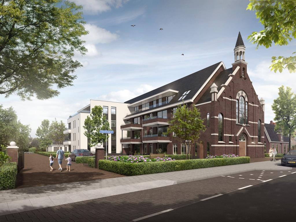 Wonen aan de Poel Amstelveen