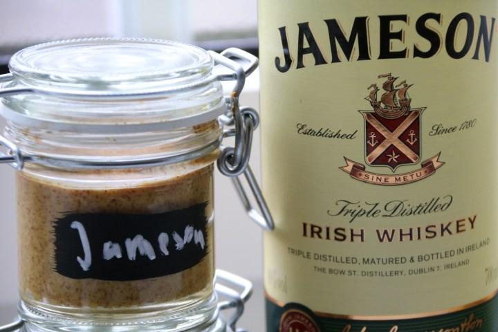 Jameson Whiskey Senf – der Ire