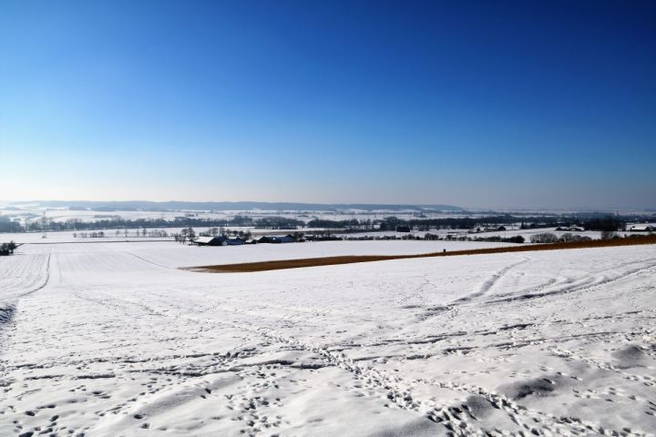 Tour de Innviertel im Winter
