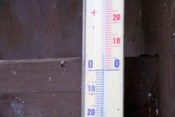 7 Grad Celsius. UND Regen. Brrrrrr.