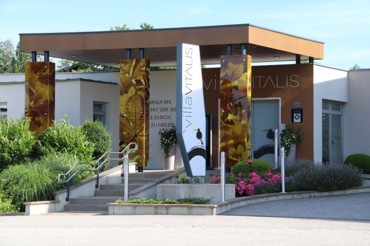 Mosauerin macht Urlaub: in der Villa Vitalis!