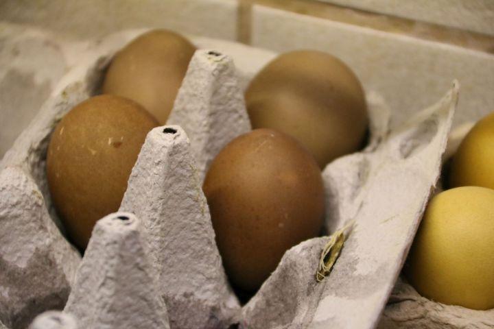 Ostereier Natürlich Färben Mosauerin Innviertel