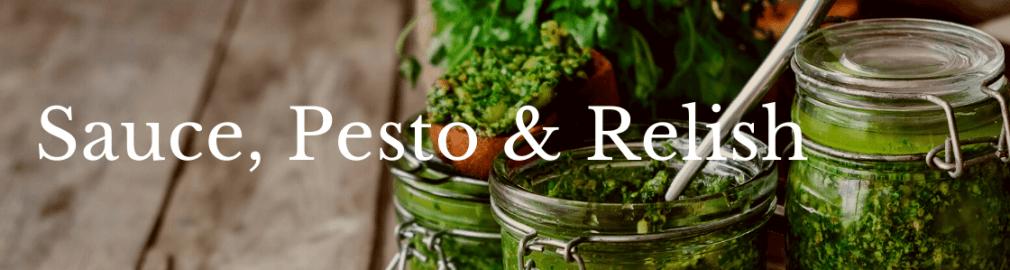 Sauce, Pest & Relish
