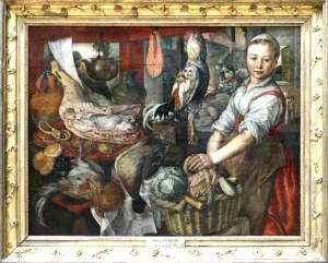 les cuisiniers s'inspirent des tableaux de Maitre