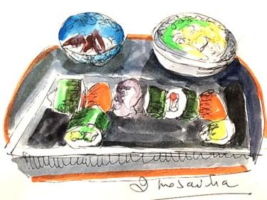 Inspiration des chefs étoilés, les musées comme le Louvre et le Japon