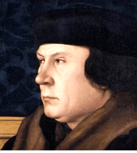 Thomas Cromwell d'Holbein