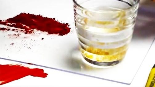 Gomme arabique qui va fondre pendant 24h pour faire sa propre aquarelle. L'aquarelle est une technique de peinture à connaitre absolument