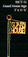 SSCT-51 Guard House Sign Main