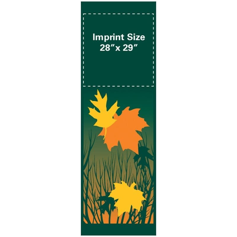 Sunset Maples 07224 fall winter holiday banner