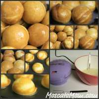 Cake Pop Donut Holes Recipe
