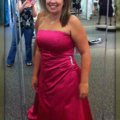 Thank You David's Bridal – Maid of Honor Dress