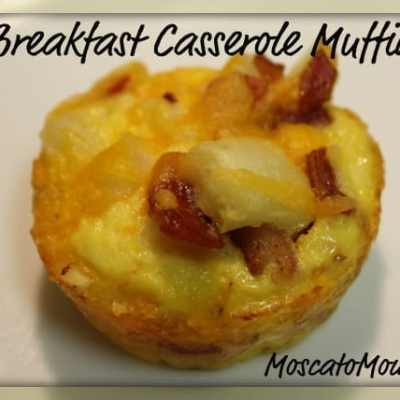 Breakfast Casserole Muffins Recipe