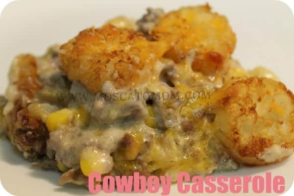 Cowboy Casserole Recipe - A Pinterest Success