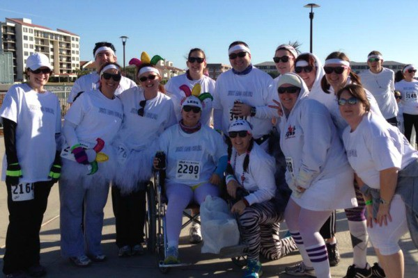 Jubilee Run With Color Krewe