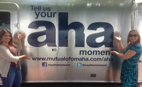 mutual of omaha aha moment