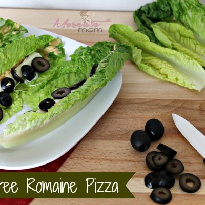 Healthy Post Workout Snack – PIZZA!