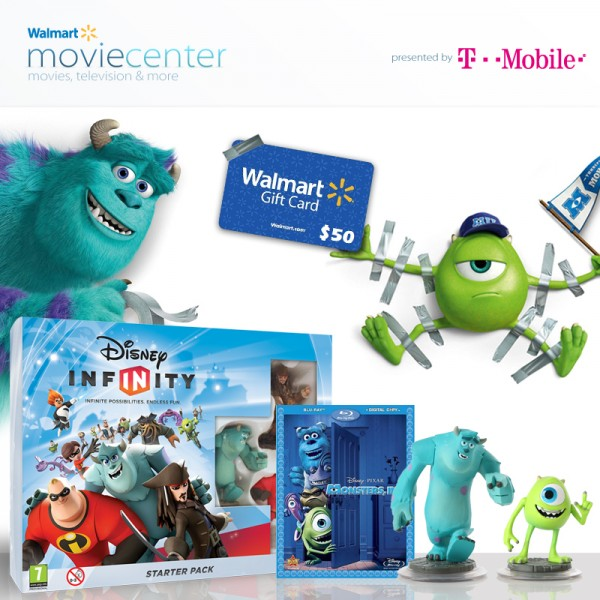 monsters inc prize pack
