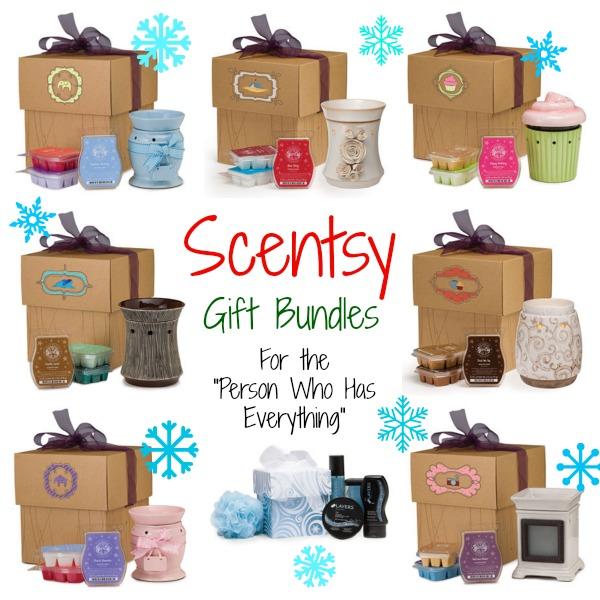 Scentsy Gift Bundles - Moscato Mom