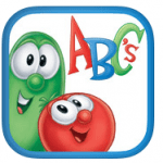 veggietales ebook app