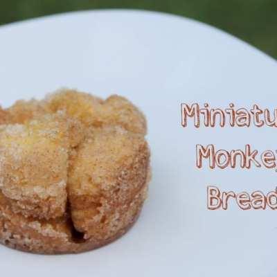 Miniature Monkey Bread Recipe