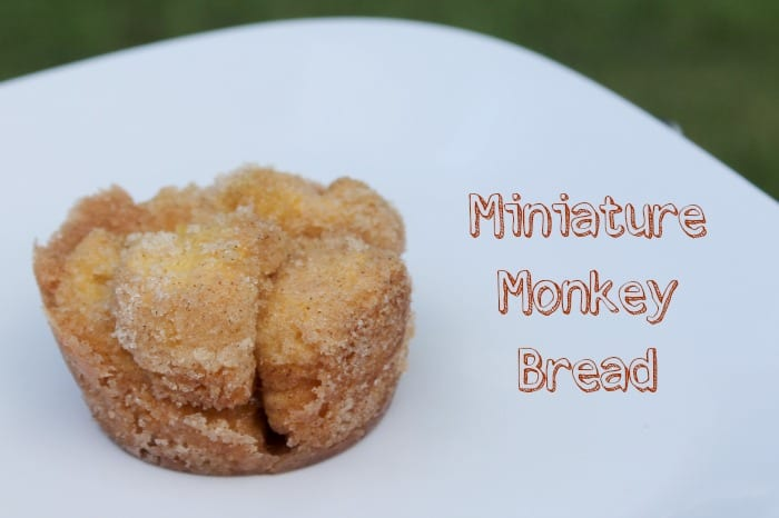 miniature monkey bread recipe