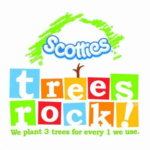 Trees Rock Logo