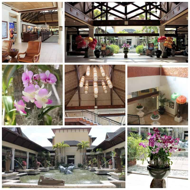 inside the loews royal pacific resort