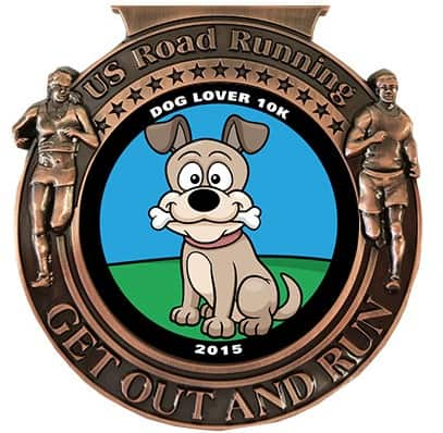 US Road Running Dog Lover Day Virtual Run
