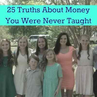 Free Seminar in Pensacola –  25 Truths About Money You Were Never Taught