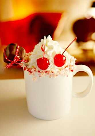 Naughty List Hot Chocolate
