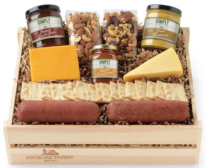 Simply Savory Deluxe Gift Crate