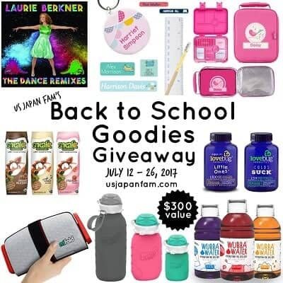 $300 Back To School Giveaway