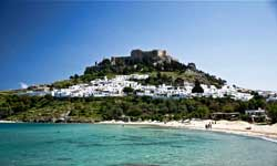 Lindos - VIP Program: Mediterranean Diamond