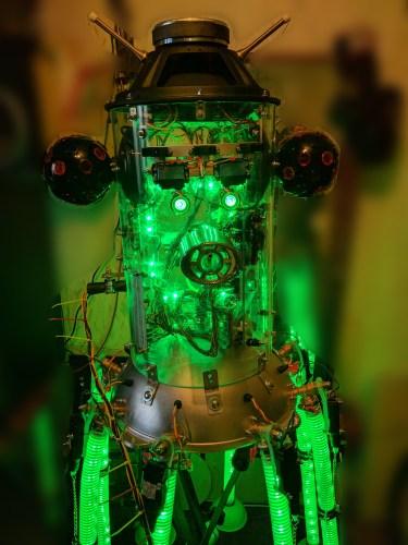 Робот Осьминог Василий / Robot Octopus Basilio