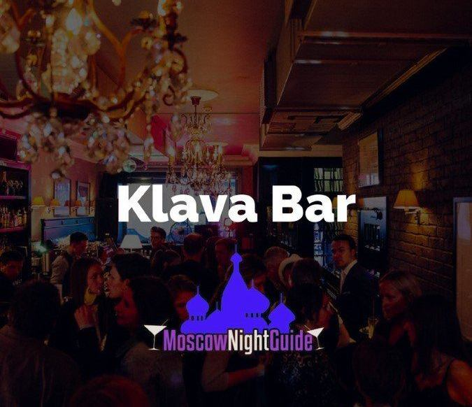Klava Bar Moscow reviewed by Moscownightguide