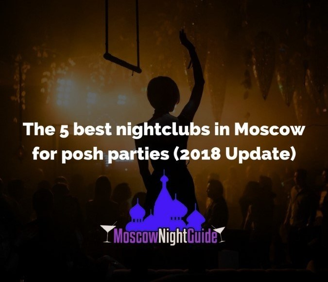 5 best clubs for posh parties