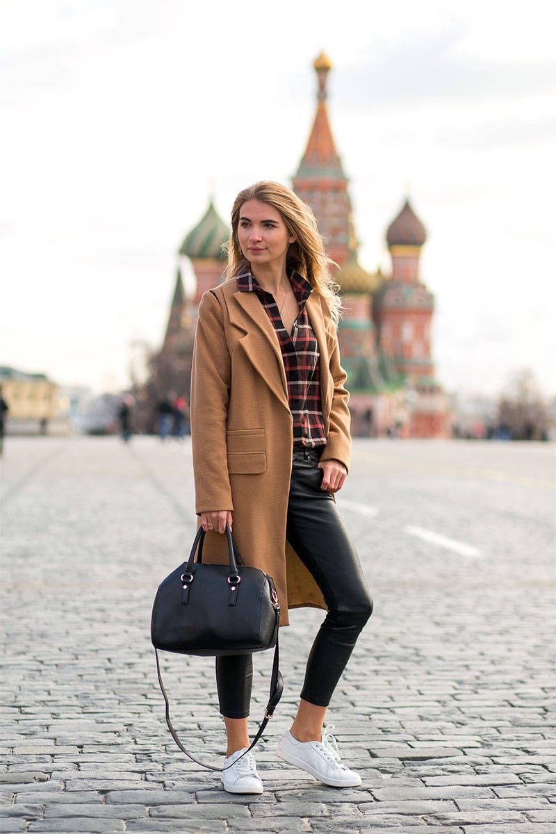 why are russian women so stylish