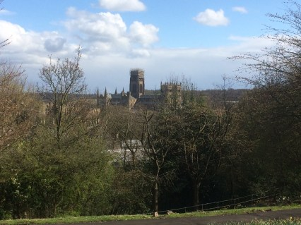 View to Durham Cathedral