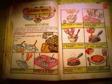 My first cookbook.